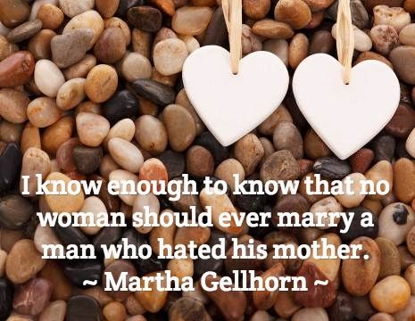 Marriage Mother relationships psychology quotes