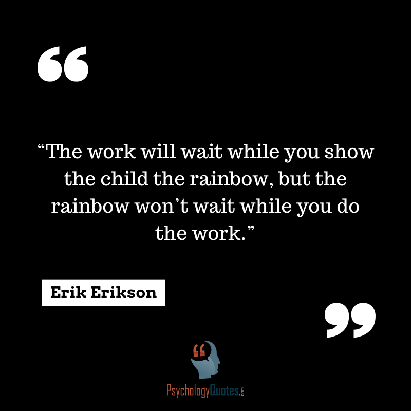 Rainbows Psychology Quotes Delectable Education Quotes For Teachers